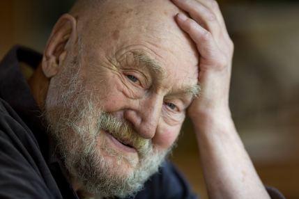 Schauspieler Rolf Hoppe