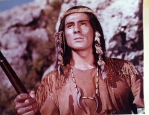 Muskulös, attraktiv und eine Ausstrahlung, die ihn zum Helden machte. Gojko als Weitspähender Falke. Foto: privat