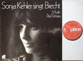 Kehler singt Brecht_