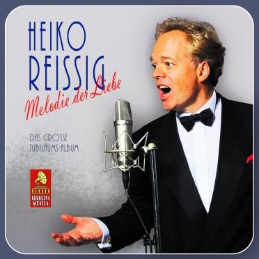 CD-Cover Heiko Reissig - Jubiläumsalbum 2016