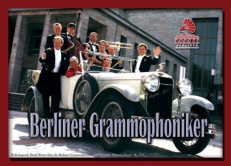 Pressebild Berliner Grammophoniker