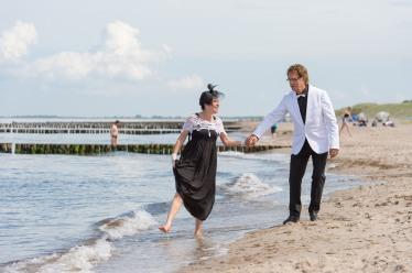Hochzeit Michael Hansen und Petra Kurucz
