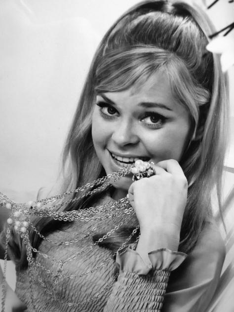 Nina Lizell 1969