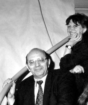 1982 Werner Hecht und Christa Mühl